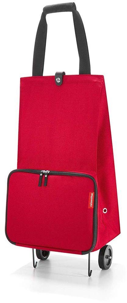 Wózek na zakupy (czerwony) składany Foldabletrolley Reisenthel