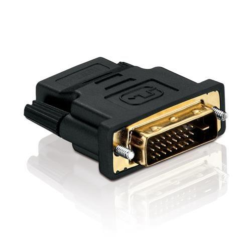 PureLink X-HA010 adapter wtyczka DVI-D 24+1 na gniazdo HDMI 19-pin