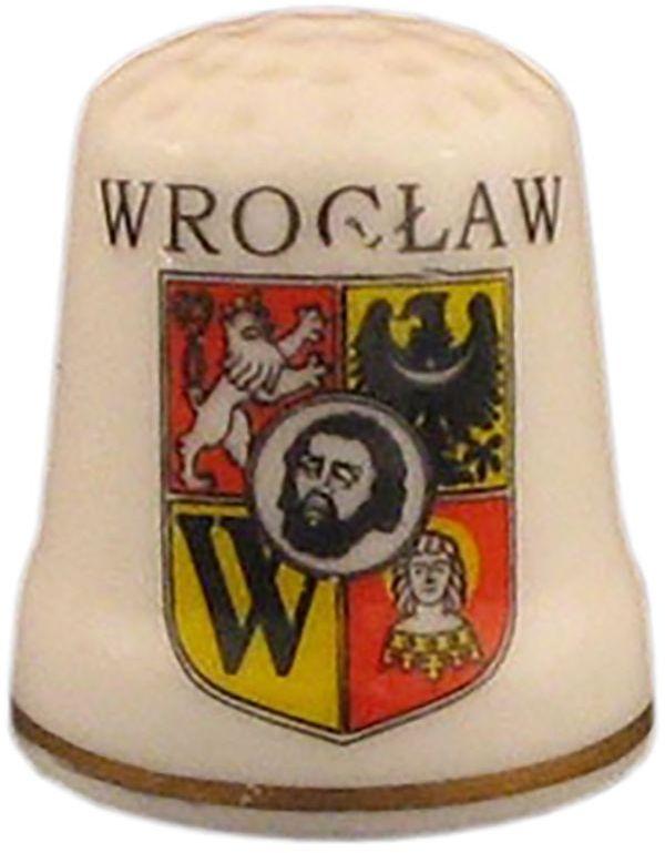 Naparstek ceramiczny - Wrocław