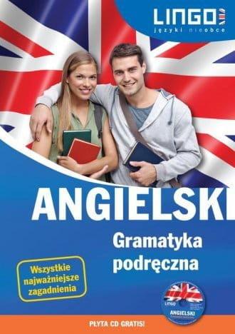 Angielski Gramatyka podręczna (+ CD) Joanna Bogusławska Agata Mioduszewska