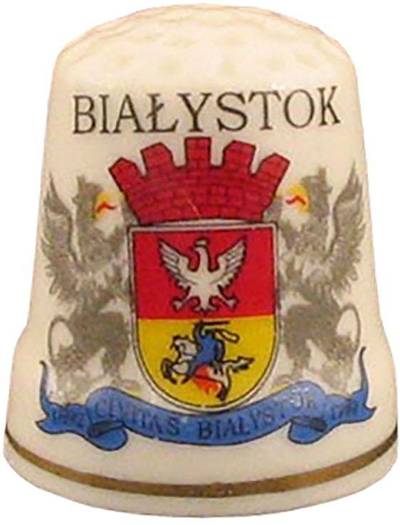 Naparstek ceramiczny - Białystok