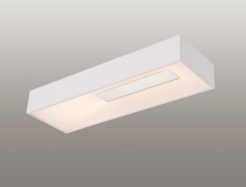 PUZZLE 5656-1 WHITE 57X18 POWER LED 39W PLAFON