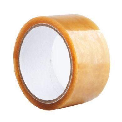 Taśma pakowa ECO SOLVENT 48x60 CLEAR