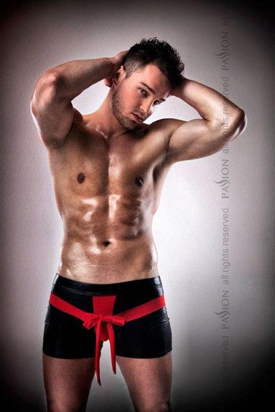 Passion 001 Short - Boxer Shorts Black