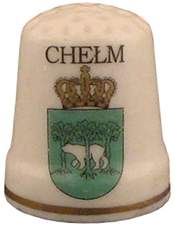 Naparstek ceramiczny - Chełm