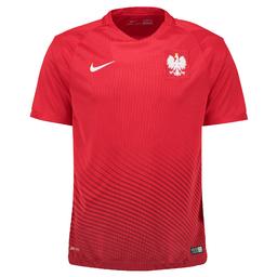 Nowa koszulka reprezentacji Polski na Euro 2016! Polska koszulka wyjazdowa