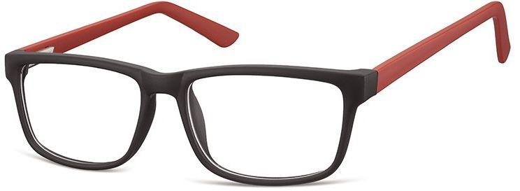 Okulary Zerówki oprawki Sunoptic CP157C bordowe