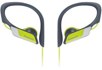 Słuchawki przewodowe PANASONIC RP-HS35ME-Y Żółty