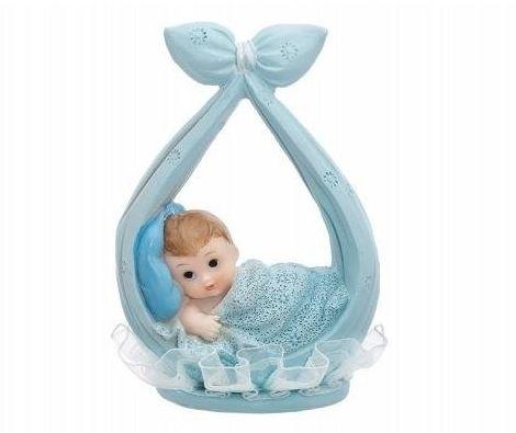 Figurka na tort Chłopiec w chuście df2c