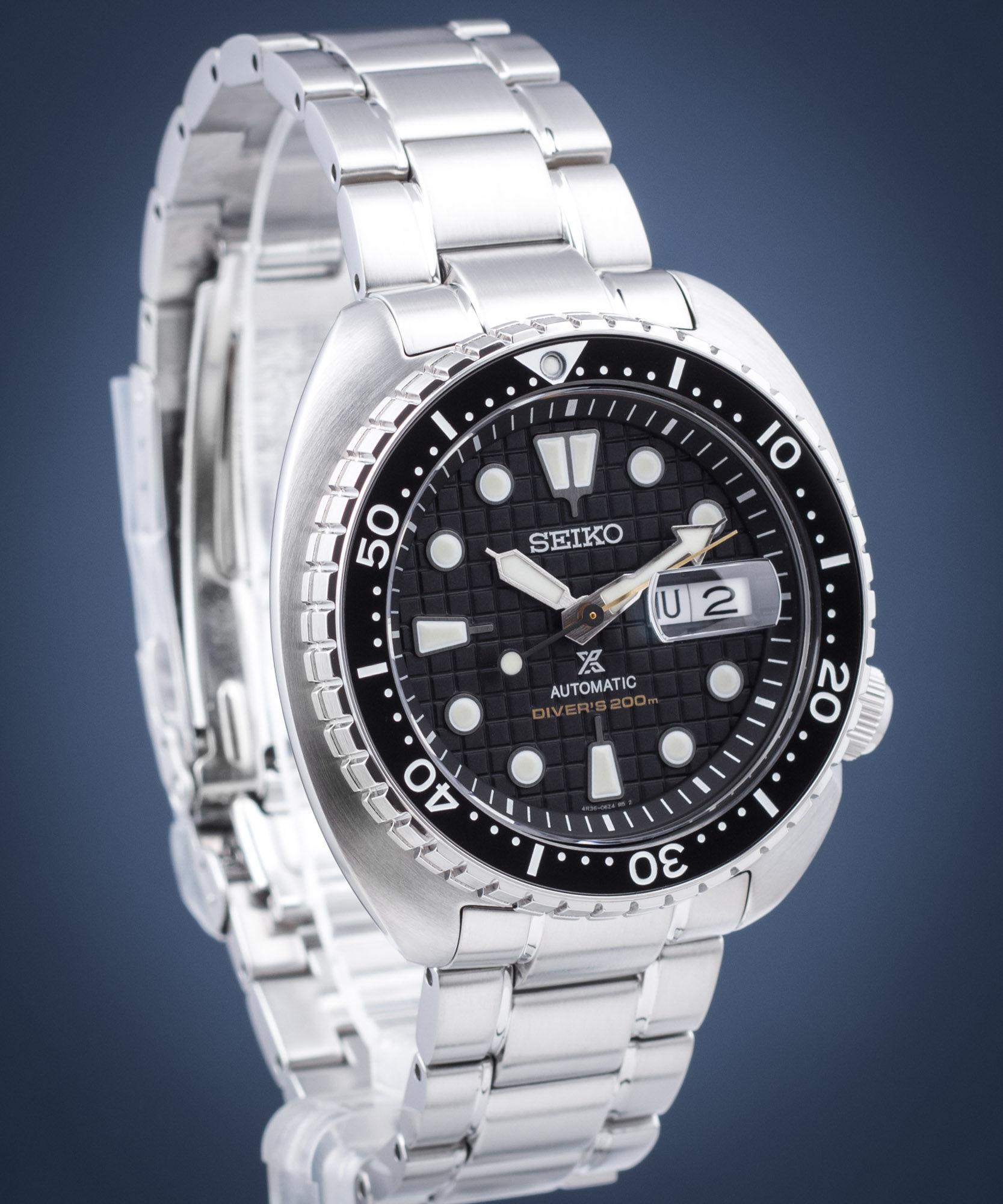 Zegarek męski Seiko Prospex King Turtle Diver Automatic