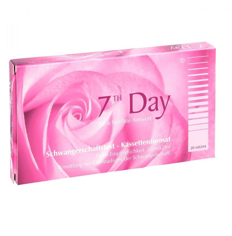 7th Day test ciążowy