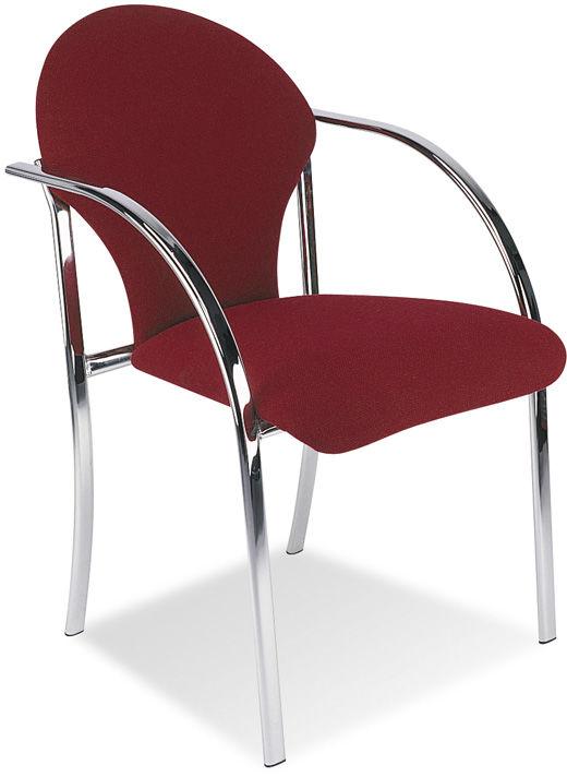 NOWY STYL Krzesło VISA chrome