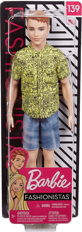 Barbie - Modny Ken GHW67