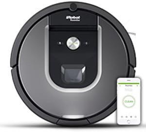 iRobot Roomba 975 + BEZPŁATNA 3-letnia GWARANCJA - Zobacz i testuj robota na żywo w naszym sklepie w Warszawie lub wysyłka w 24h!