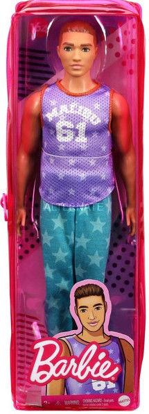 Barbie Fashionistas - Modny Ken 164 GRB89