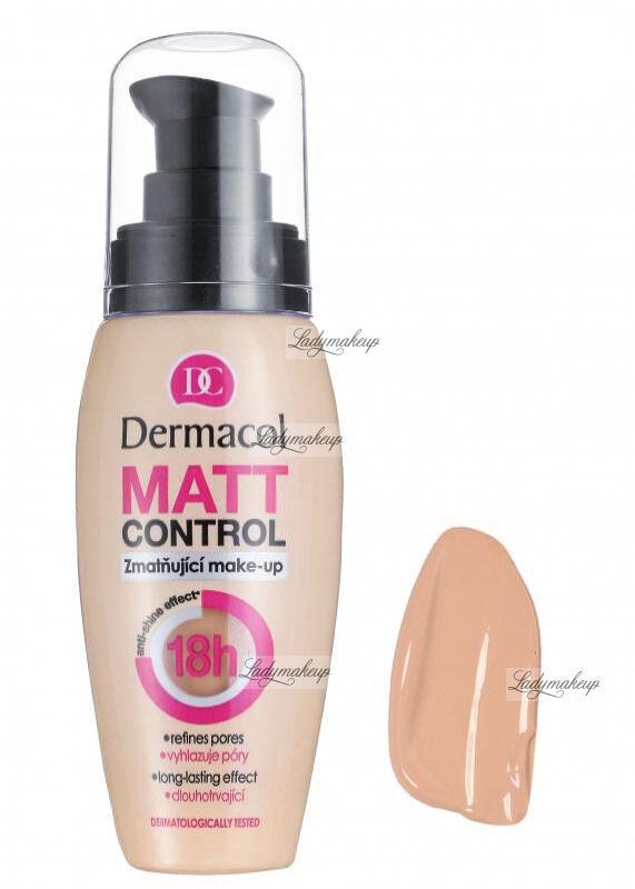Dermacol - MATT CONTROL - Długotrwały podkład matujący - 2