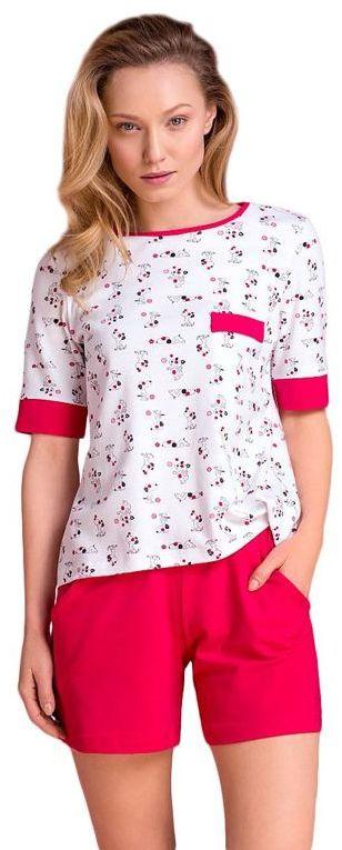 Krótka piżama damska Klaudie w