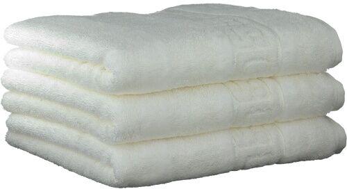 Ręcznik bawełniany Noblesse biały 50x100 Cawo