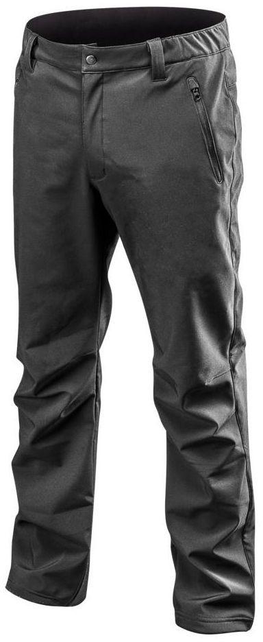 Spodnie robocze softshell r. XXXL czarne 81-566 NEO