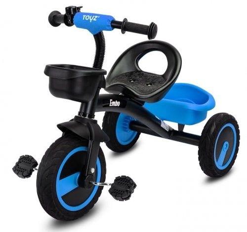 Caretero Embo Toys Rowerek trójkołowy Blue