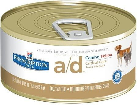HILL''S PD Prescription Diet Canine Feline a/d 156g