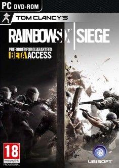 Rainbow Six: Siege PL (Digital - klucz Uplay)