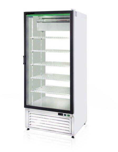Szafa chłodnicza SCh-2S 625 RAPA przeszklona dwustronnie - 449 l