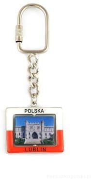 Brelok prostokątny Lublin
