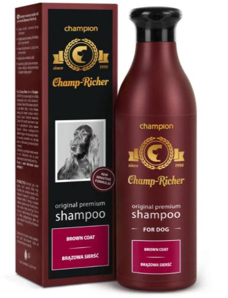 CHAMP-RICHER (Champion) szampon brązowa sierść 250 ml