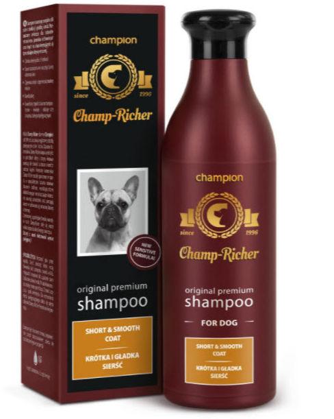 CHAMP-RICHER (Champion) - szampon krótka i gładka sierść 250 ml