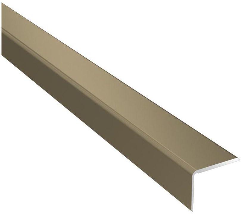 Profil podłogowy schodowy No.26 Tytan 25 x 20 x 1200 mm Artens