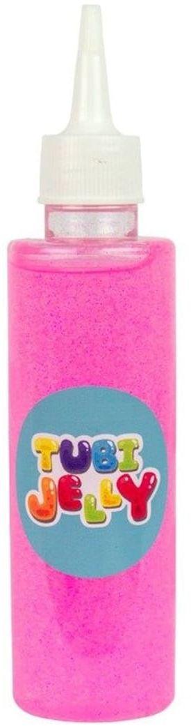 Żelowy płyn Tubi Jelly - 150 ml - Brokatowy różowy