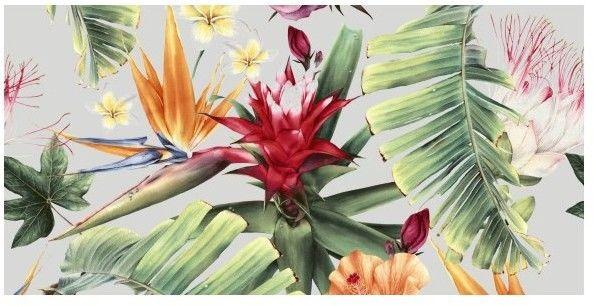 Dekor Flower Ceramastic 30 x 60 cm