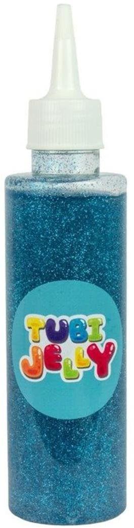Żelowy płyn Tubi Jelly - 150 ml - Brokatowy niebieski