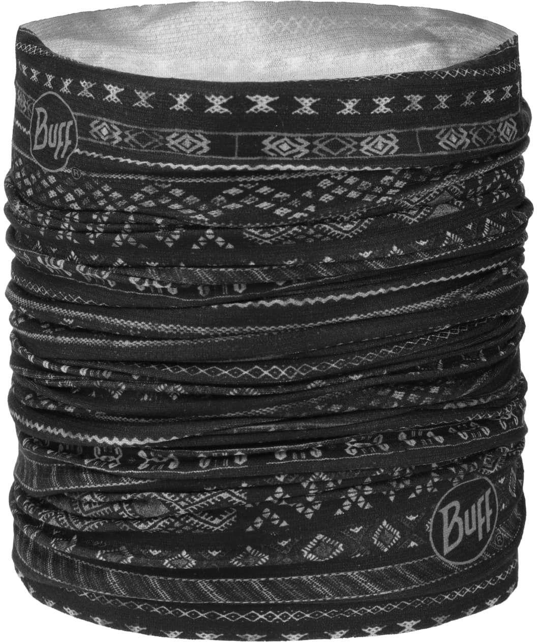 Chusta Wielofunkcyjna CoolNet UV+ Sadri by BUFF, czarny, One Size
