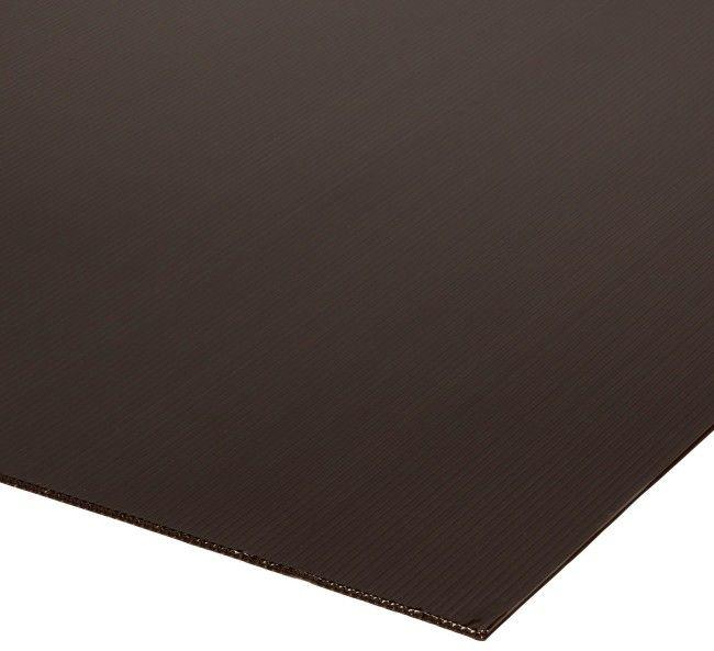 Płyta poliwęglanowa Roof pro 4 mm 1 x 2 m dymiona