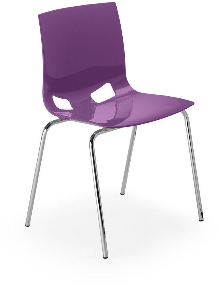 NOWY STYL Krzesło FONDO PP chrome