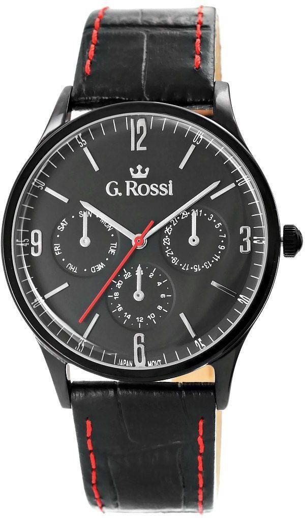 Zegarek Męski G.Rossi 10737A-1A3