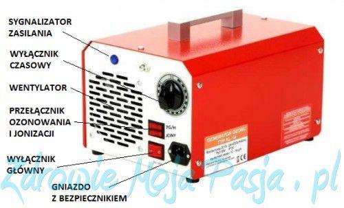 Generator ozonu KL-7