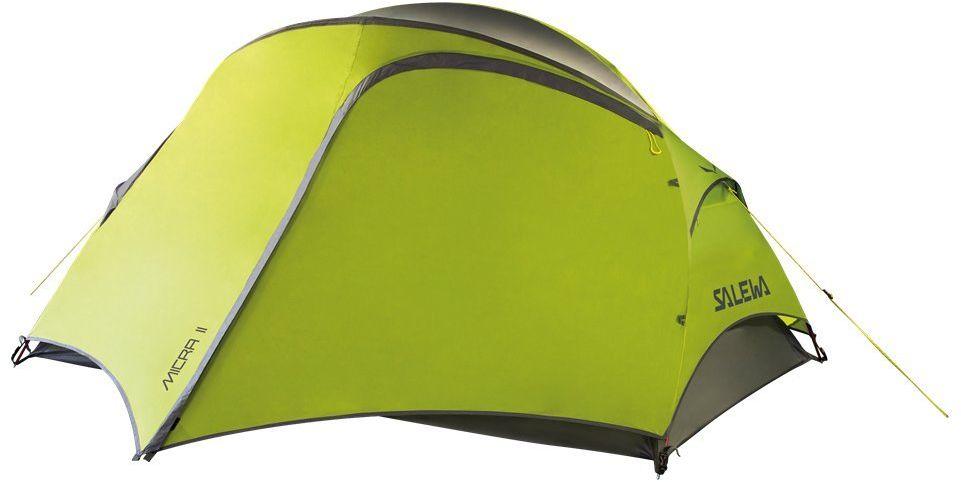 SALEWA Namiot dla dorosłych MICRA II, zielony, UNI