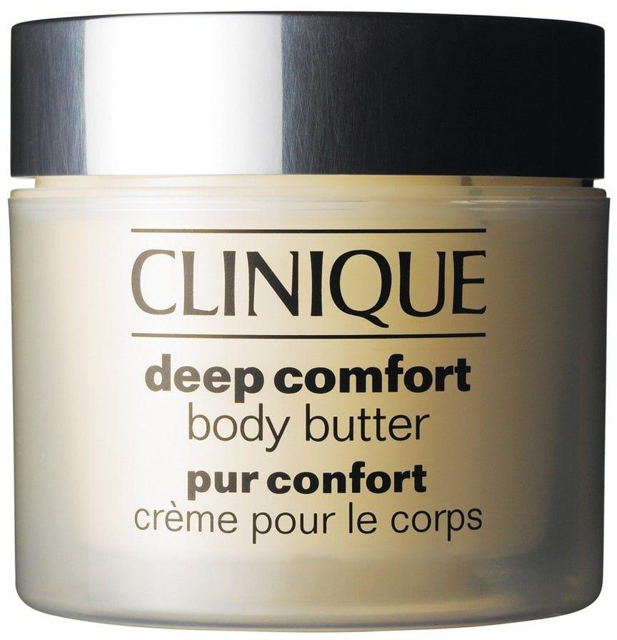 Clinique Deep Comfort masło do ciała do bardzo suchej skóry 200 ml