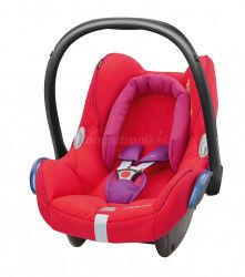 Maxi-Cosi CabrioFix Fotelik samochodowy 0-13 kg Orchid Red