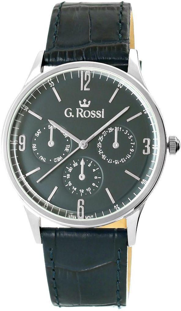 Zegarek Męski G.Rossi 10737A-6F1