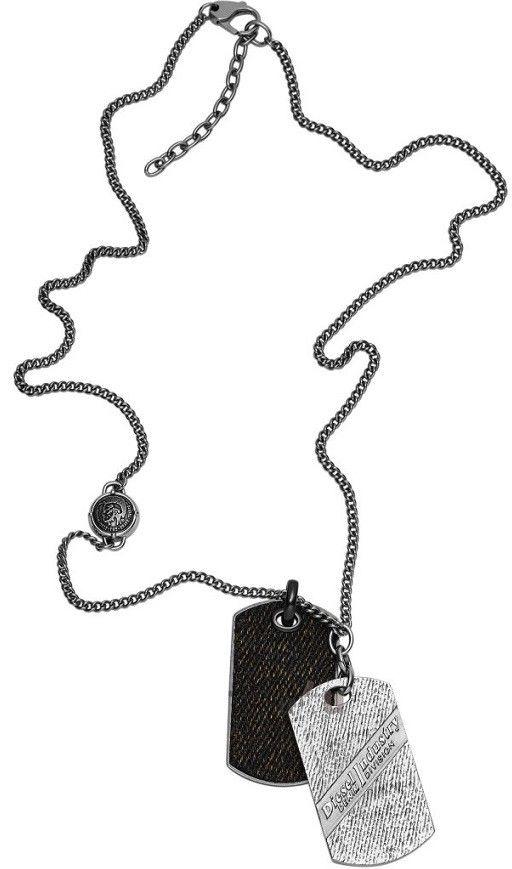 Biżuteria Naszyjnik DIESEL DX0935001 100% ORYGINAŁ WYSYŁKA 0zł (DPD INPOST) GWARANCJA POLECANY ZAKUP W TYM SKLEPIE