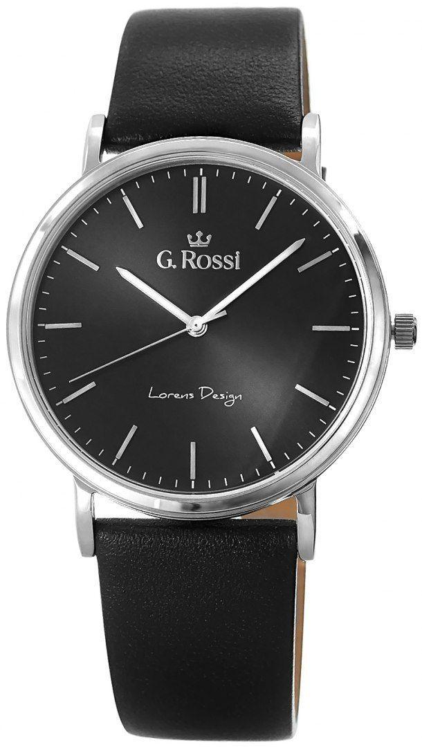Zegarek Męski G.Rossi 10768A-1A1
