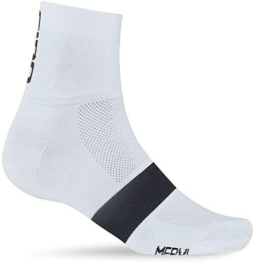 Giro Skarpety funkcyjne Classic Racer, białe, XL