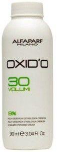 Alfaparf Oxid''o 30 Vol, 9% Emulsja Utleniajaca, 90ml
