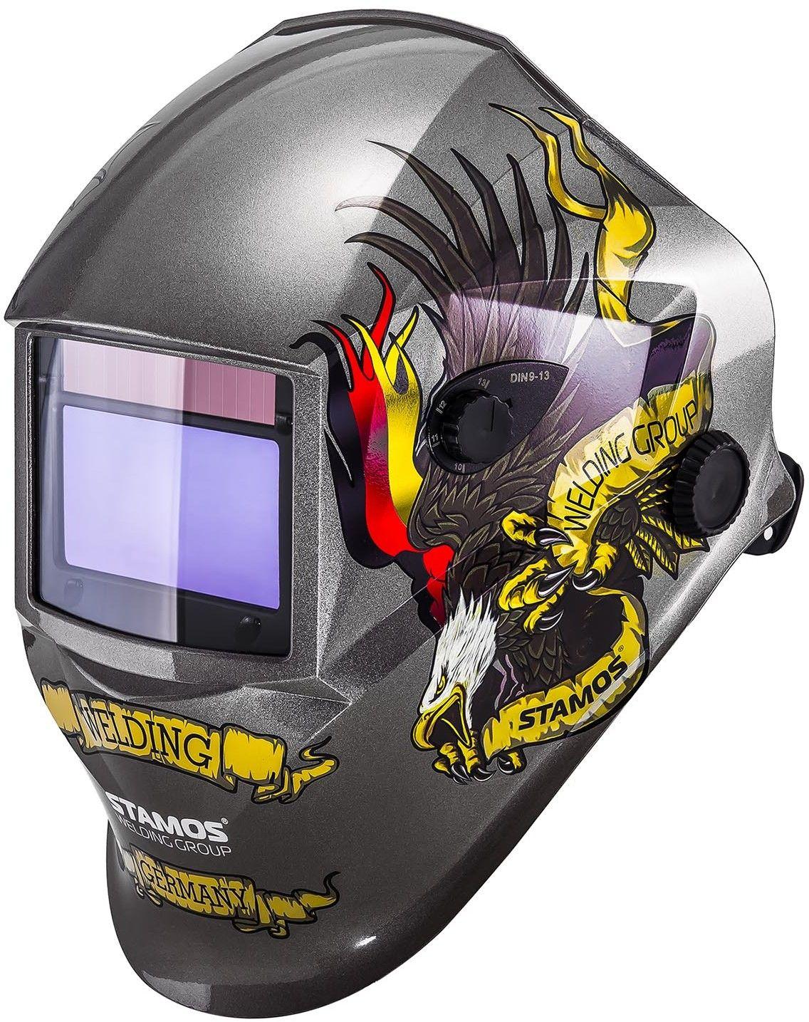 Maska spawalnicza - Eagle Eye - Advanced - Stamos Germany - Eagle Eye - 3 lata gwarancji/wysyłka w 24h