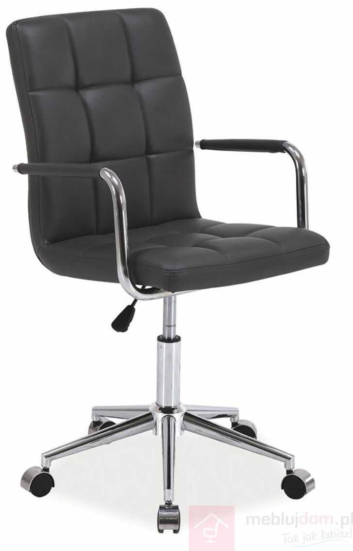 KUPON 10% NA STRONIE  Fotel obrotowy Q-022 Signal Szary