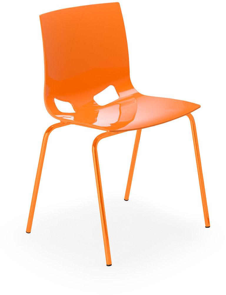 NOWY STYL Krzesło FONDO PP chrome /kolory